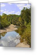 Small River 1 Greeting Card
