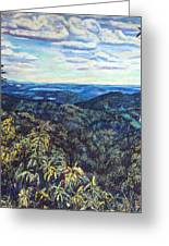 Smartview Blue Ridge Parkway Greeting Card