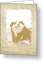 Smile II Greeting Card by Ann Powell