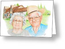 Smith Commission Greeting Card