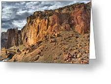 Smith Rainbow Rocks Greeting Card