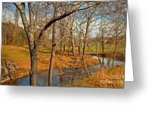 Smith River Virginia Greeting Card
