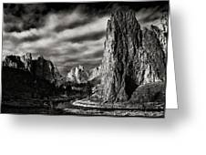 Smith Rock State Park 1 Greeting Card