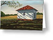 Smokehouse Greeting Card