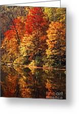 Smoky Mountain Colors - 234 Greeting Card