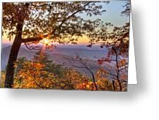 Smoky Mountain High Greeting Card