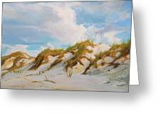 Smyrna Dunes Greeting Card