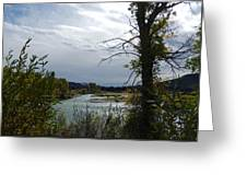 Snake River Greeting Card