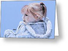 Snug As A Bug In A Rug Greeting Card