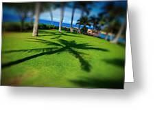 So Hawaiian... Greeting Card