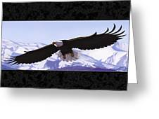 Soaring Freedom Greeting Card