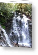Soco Falls Greeting Card