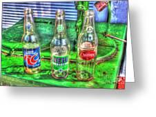 Soda Pop Greeting Card