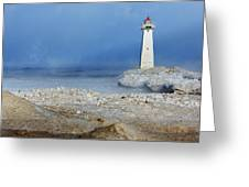 Sodus Point Lighthouse Greeting Card