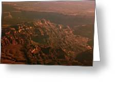 Soft Early Morning Light Over The Grand Canyon 3 Greeting Card