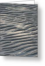 Soft Ripples Greeting Card