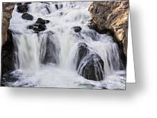 Soft Water Greeting Card