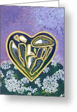 Softened Heart Best Reflections Energy Collection Greeting Card