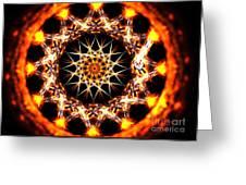 Solar Alignment Greeting Card