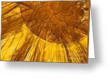 Solar Flare Greeting Card