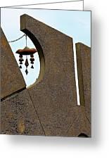 Soleri Bells Greeting Card
