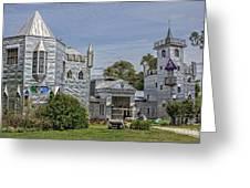 Solomon's Castle Ona Florida Greeting Card
