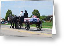 Some Gave All Greeting Card
