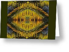 Son Of Africa Greeting Card