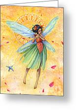 Song Of Summer Greeting Card