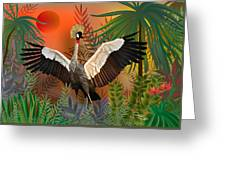 Songbird - Limited Edition 2 Of 20 Greeting Card
