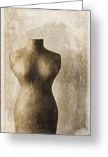 Sophistication II Greeting Card by Amy Weiss