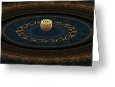 Sorcerer's Wheel Greeting Card