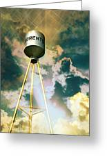 Sorento Illinois Tower Greeting Card by Marty Koch