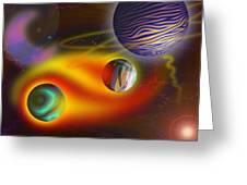 Soul Dance Greeting Card