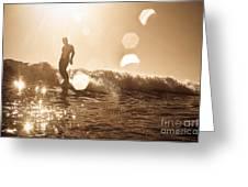 Soul Shine 2 Greeting Card by Paul Topp