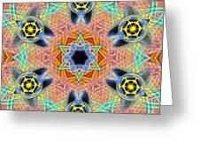 Source Fabric K1 Greeting Card
