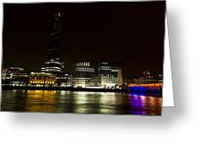 South Bank London Greeting Card