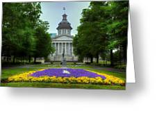 South Carolina State House Greeting Card