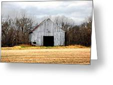 South County Barn Greeting Card