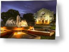 South Main Baptist Church Greeting Card