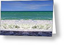South Pacific 3 Greeting Card