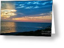 South Padre Island Texas Greeting Card