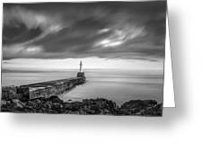 South Pier 2 Greeting Card