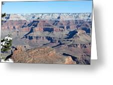 South Rim Grand Canyon National Park Greeting Card