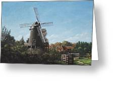 Southampton Bursledon Windmill Greeting Card