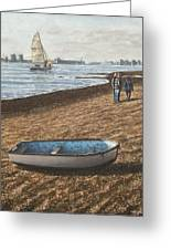 Southampton Weston Shore Greeting Card