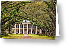 Southern Class Greeting Card