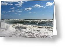 Southern Shores Splash Greeting Card