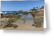 Aliso Creek Beach I I Greeting Card