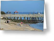 Southport Nc Greeting Card
